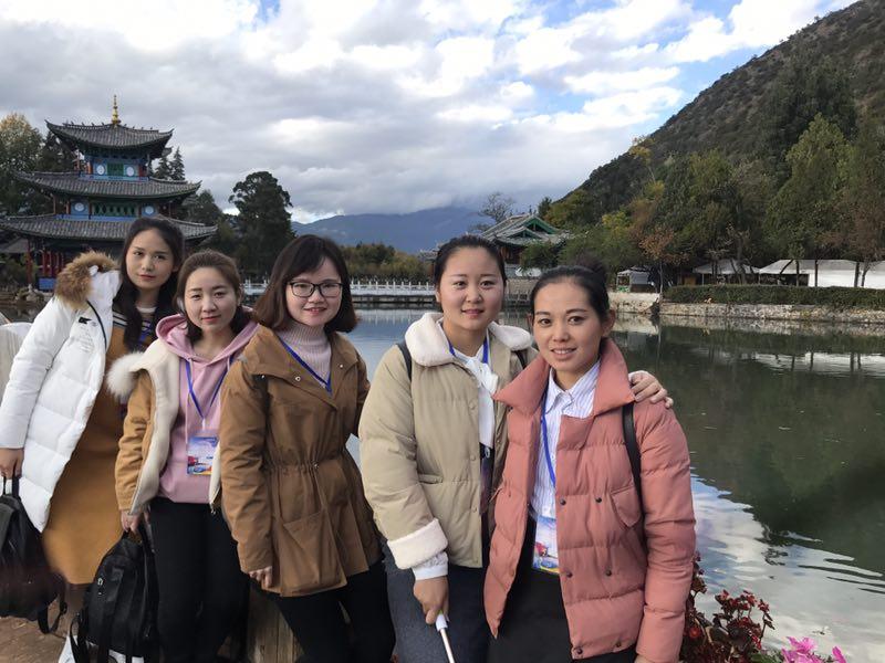 2017年12月营销部彩云之南游记
